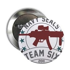 "team six 2.25"" Button"