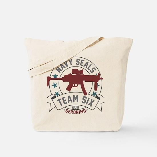 team six Tote Bag