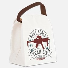 team six Canvas Lunch Bag