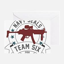 team six Greeting Card