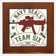 team six Framed Tile