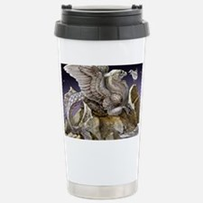 griffacampus seagull finished c Travel Mug