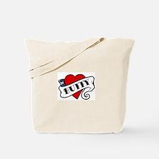 Buffy tattoo Tote Bag