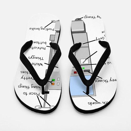 Dialysis is Complicated Flip Flops