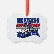 BMX Supercross Ornament