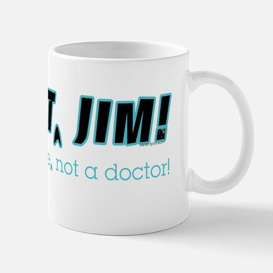 Water Bottle | Dammit Jim Redux Mug