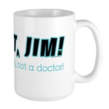 Water Bottle | Dammit Jim Redux Mug