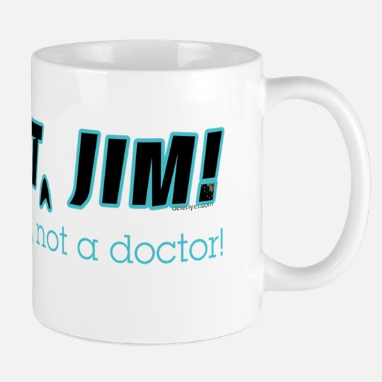 Shot Glass | Dammit Jim Redux Mug