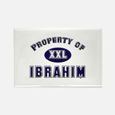 Property of ibrahim Rectangle Magnet