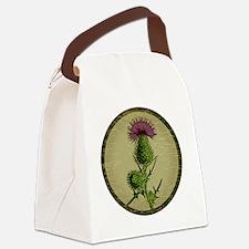 Thistleshirt Canvas Lunch Bag