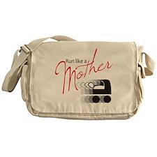runlikemother2 Messenger Bag