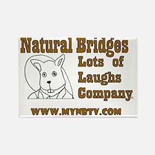 NBLLC logo 04 Rectangle Magnet