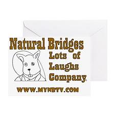 NBLLC logo 04 Greeting Card