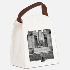 solomons temple Canvas Lunch Bag