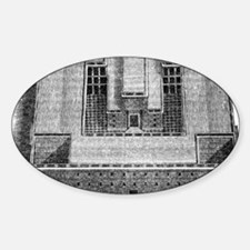 solomons temple Decal