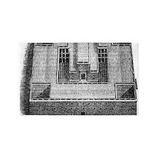 solomons temple 3'x5' Area Rug