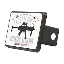 team six-boomboom1 Hitch Cover