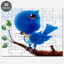 BlueBird Puzzle