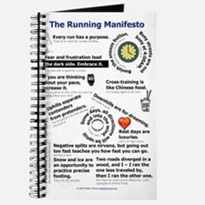 The Running Manifesto v2.0 - Mini Poster 1 Journal