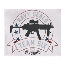 team six3 Throw Blanket