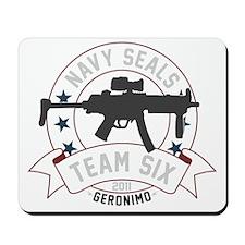team six3 Mousepad