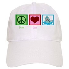 peacelovesharkswh Baseball Cap