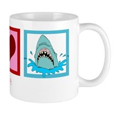 peacelovesharkswh Mug