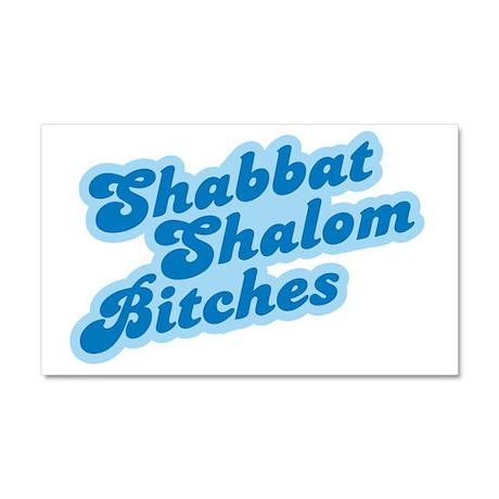 shabbat-01 Car Magnet 20 x 12