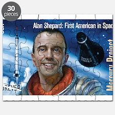 Alan_Shephard_Forever_Stamp Puzzle