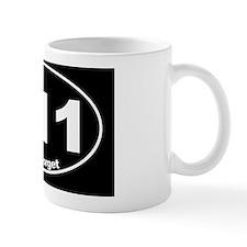 9 11 euro oval black cp Mug