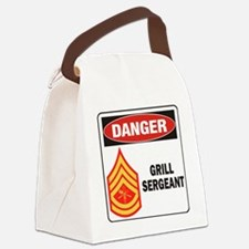 DN MGS Canvas Lunch Bag