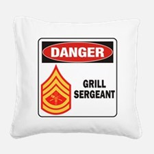 DN MGS Square Canvas Pillow