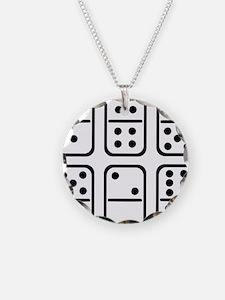domino_set_outline Necklace