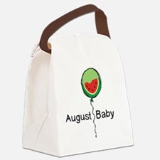 Balloons8 Canvas Lunch Bag