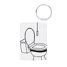 toilet Keychains