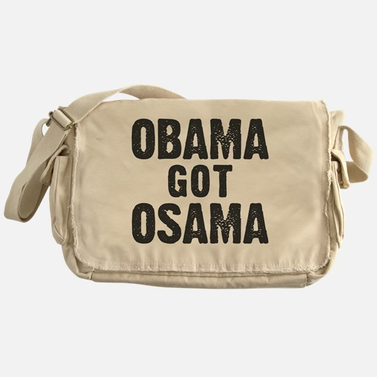 O Got OSAMA! Messenger Bag