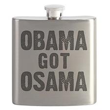 O Got OSAMA! Flask