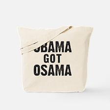 O Got OSAMA! Tote Bag