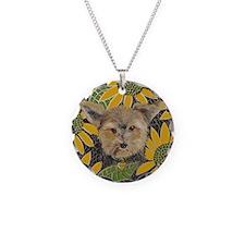 Morkie 8x10 Necklace