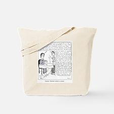 Cool Band Tote Bag