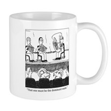 The Dominant Male Mugs