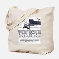 Cute Recital Tote Bag