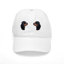 Rottweiler 3 Mug Baseball Cap