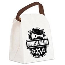 Ukulele Mama Canvas Lunch Bag