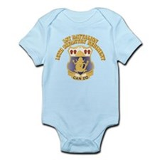 DUI - 1st Bn, 15th Infantry Regiment With T Infant