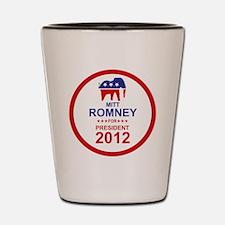 2012_mitt_romney_pres_main Shot Glass