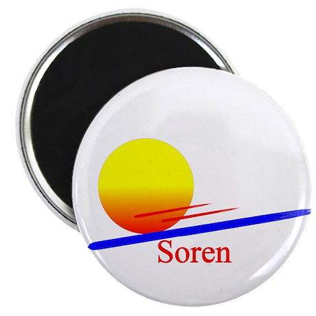"""Soren 2.25"""" Magnet (10 pack)"""
