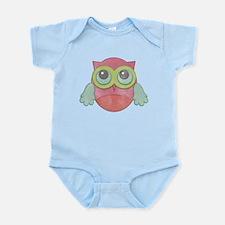 Cute Owl Body Suit