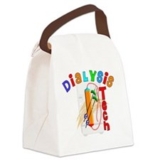 Dialysis Tech 2011 Canvas Lunch Bag
