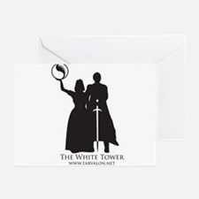 Aes Sedai/Warder Greeting Cards (Pk of 10)